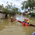 5.006 Rumah di Samarinda Terendam, 15.110 Jiwa Jadi Korban Banjir