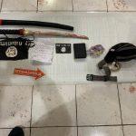 Polsek Daha Selatan Kalsel Diserang, Polisi Lumpuhkan Pelaku dengan Timah Panas