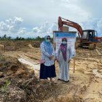 Hj Nursan : Proyek Pembangunan Puskesmas Lapri yang Baru Pemborosan