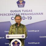 Kasus COVID-19 di Indonesia Sudah Tembus 40 Ribu Lebih, Pasien Sembuh 15.703