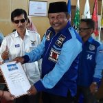 Pilkada Nunukan, Danni Iskandar Yakin 99 Persen Didukung Partai Demokrat