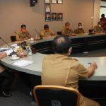 Gubernur: Pimpinan OPD Bebas Memilih Bekerja di Kantor Atau di Rumah