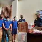 Sabu Lebih 2 Kg dari Riau Dimasukkan ke Dalam Kotak Isi Creambath di Balikpapan