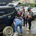 Maling Gasak Tas Isi Berlian Ratusan Juta di Samarinda