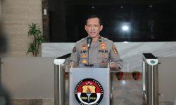 Polri Tetapkan 73 Orang dan 2 Korporasi Tersangka Karhutla