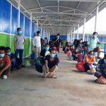 Malaysia Pulangkan 361 WNI Asal Sulsel ke Nunukan