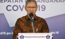 COVID-19 di Indonesia: Tertinggi, Kasus Positif Baru Bertambah 2.657