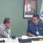 Perlancar Investasi di Kaltara, Irianto Temui Kepala BKPM