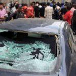 Kelompok Bersenjata Serang Bursa Saham di Karachi