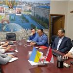 Perdagangan, KBRI Kyiv Dekati Perusahaan Lokal