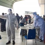 Sebelum Pulang Kampung, PMI Jalani Rapid Test di Nunukan