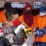 Polres Nunukan Ungkap Tiga Perempuan Terlibat Peredaran Sabu 3 Kilogram