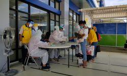 Dua PMI dari Malaysia Hasil Rapid Testnya Positif