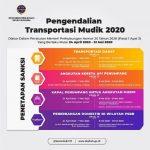 Disiapkan, Transportasi Higienis & Humanis Hadapi Masa Adaptasi Kebiasaan Baru