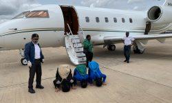 Tiga WNI ABK Dibebaskan dari Penculik di Gabon