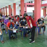 21 Eks Pekerja Migran yang Dideportasi Dibina BNNK Nunukan