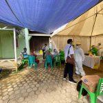 Di Batas Samarinda dan Kukar, 223 Orang Diswab Massal