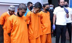 BNN Gagalkan Penyelundupan 118 Kg Sabu dan 80 ribu Butir Ekstasi, 8 Orang Dipenjara