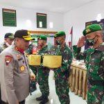 Jenderal TNI & Polri Ini Ingatkan Pentingnya Sinergitas Jalankan Tugas di Perbatasan