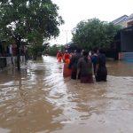 Usai Guyuran Hujan Deras, Balikpapan Banjir Hingga 1,2 meter