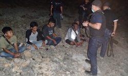 Tambang Illegal di Kawasan Ibu Kota Baru Digerebek Aparat