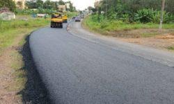 Didanai SBSN, Pemerintah Terus Tingkatkan Kemantapan Jalan Lintas Timur Sumsel