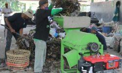 Pemerintah Salurkan Padat Karya Pengelolaan Sampah di 106 Lokasi Tahun 2020
