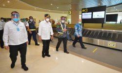 Menhub Cek Penerapan Protokol Kesehatan Sektor Transportasi di Yogya dan Solo