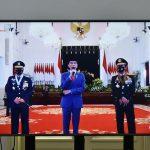 HUT Bhayangkara, Presiden Sampaikan 7 Pedoman Pelaksanaan Tugas Polri