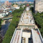 Sukses di MRT Jakarta, WIKA Garap Jalur MRT di Taiwan