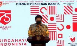 Presiden Tanda Tangani PP Penanganan Covid-19 dan Pemulihan Ekonomi Nasional