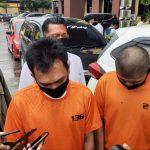 Modus Rental, Dua Pemuda di Samarinda Ini Bawa Kabur 5 Mobil