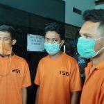 Tiga Bandit Jalanan Berbahaya di Samarinda Diringkus Polisi