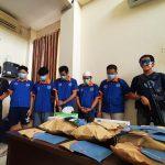 Pertama Kali, Pemusnahan Narkoba di Samarinda Pakai Mesin Incinerator