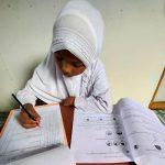 Gotong Royong Paguyuban, Cara SDN 001 di Bontang Gelar Ujian Daring