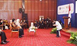 Menteri BUMN – Tenaga Kerja Tanda Tangani MOU Tentang Pekerja Penyandang Disabilitas