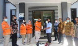 Disbun Kaltim Bantu Kelompok Tani Peduli Api di Teluk Semanting