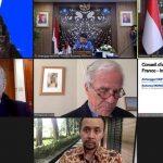 COVID-19 Tak Surutkan Antusiasme Pengusaha Prancis Berinvestasi di Indonesia