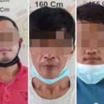 Tiga Penyelundup Sabu di Anus Tertangkap di Pulau Sebatik
