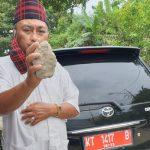 Kaca Mobil Ketua MUI Samarinda Dilempar Pakai Batu di Gunung Manggah