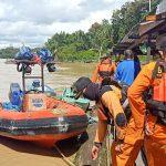 Azimain yang Hilang di Sungai Sebuku Ditemukan Meninggal Dunia