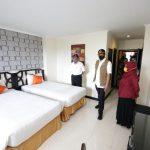 Hotel Grand Surabaya Disiapkan untuk Relaksasi Tenaga Kesehatan