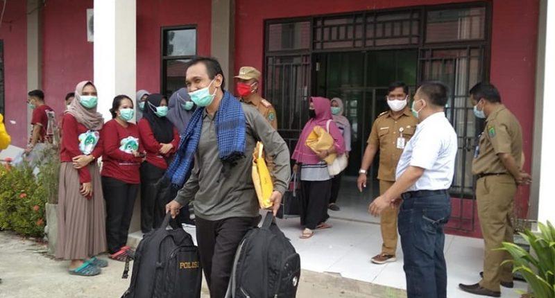 COVID-19 di Kabupaten Nunukan, 43 Sembuh, 1 Masih Dirawat