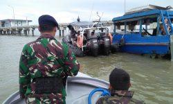 Danlantamal XIII Benarkan Speed Sea Raider Malaysia Terobos Wilayah Indonesia