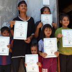 Polres Nunukan Buatkan Akte Kelahiran Enam Anak Yatim Piatu