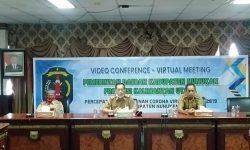 Revitalisasi Gas Plant, Sekda Nunukan Hadiri Virtual Courtesy dengan SKK Migas Kalsul