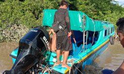 Speedboat Mati Mesin di Perairan Pulau Tiga Tana Tidung, 14 Orang Selamat