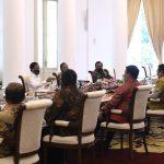 Presiden Jelaskan Cara Pemerintah Atasi Dampak Covid-19 Kepada MPR