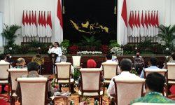 Presiden Minta Anggota Kabinet Miliki 'Sense of Crisis' Sama dan Bekerja Lebih Keras