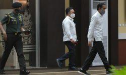 Presiden Jokowi Berikan Arahan Penanganan Covid-19 di Provinsi Kalteng